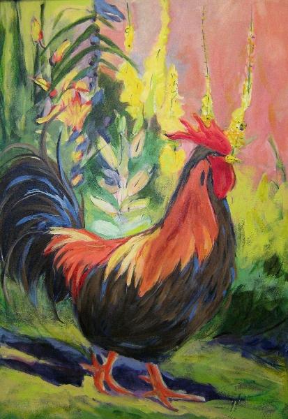 dorking_rooster