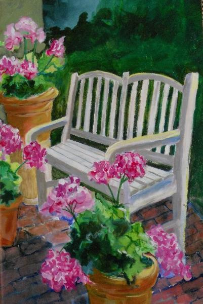 geranium_bench