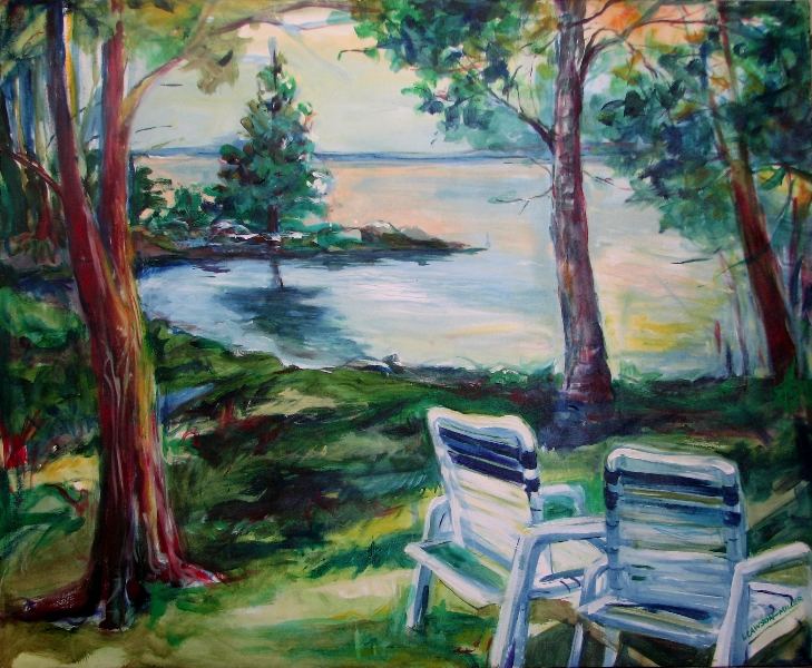 two_chairs_by_lake
